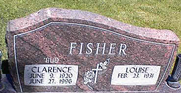 FISHER, CLARENCE - La Plata County, Colorado | CLARENCE FISHER - Colorado Gravestone Photos