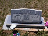 FOSTER, MARY M. - La Plata County, Colorado | MARY M. FOSTER - Colorado Gravestone Photos