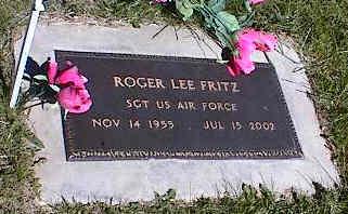 FRITZ, ROGER LEE - La Plata County, Colorado | ROGER LEE FRITZ - Colorado Gravestone Photos
