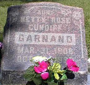 GARNAND, BETTY ROSE - La Plata County, Colorado | BETTY ROSE GARNAND - Colorado Gravestone Photos
