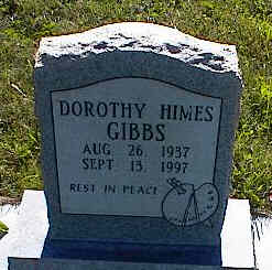 GIBBS, DOROTHY - La Plata County, Colorado | DOROTHY GIBBS - Colorado Gravestone Photos
