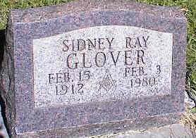 GLOVER, SIDNEY RAY - La Plata County, Colorado | SIDNEY RAY GLOVER - Colorado Gravestone Photos