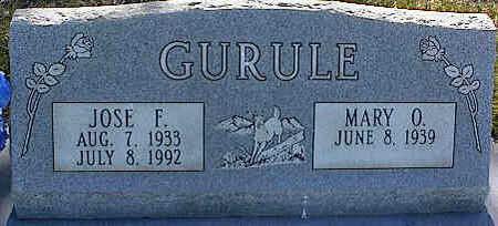 GURULE, MARY O. - La Plata County, Colorado | MARY O. GURULE - Colorado Gravestone Photos