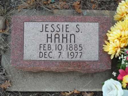 HAHN, JESSIE S. - La Plata County, Colorado | JESSIE S. HAHN - Colorado Gravestone Photos