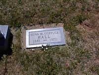 COPPUCK HALL, EDNA M. - La Plata County, Colorado | EDNA M. COPPUCK HALL - Colorado Gravestone Photos