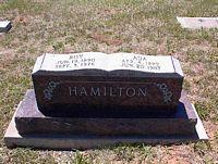 HAMILTON, ROY - La Plata County, Colorado | ROY HAMILTON - Colorado Gravestone Photos
