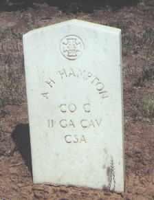 HAMPTON, ALPHONSA H. - La Plata County, Colorado | ALPHONSA H. HAMPTON - Colorado Gravestone Photos