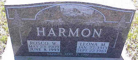 HARMON, ROSCO W. - La Plata County, Colorado | ROSCO W. HARMON - Colorado Gravestone Photos