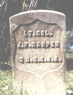 HARPER, J. P. - La Plata County, Colorado | J. P. HARPER - Colorado Gravestone Photos