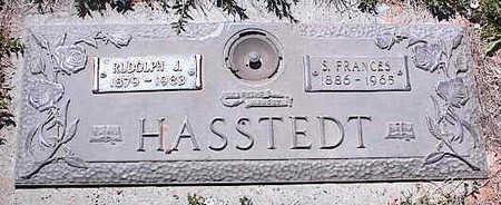 HASSTEDT, RUDOLF J. - La Plata County, Colorado | RUDOLF J. HASSTEDT - Colorado Gravestone Photos