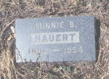 HAUERT, MINNIE B. - La Plata County, Colorado | MINNIE B. HAUERT - Colorado Gravestone Photos
