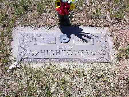 HIGHTOWER, FELIX - La Plata County, Colorado | FELIX HIGHTOWER - Colorado Gravestone Photos