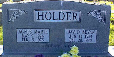 HOLDER, AGNES MARIE - La Plata County, Colorado | AGNES MARIE HOLDER - Colorado Gravestone Photos
