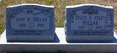 HOLLER, LYNN H. - La Plata County, Colorado | LYNN H. HOLLER - Colorado Gravestone Photos