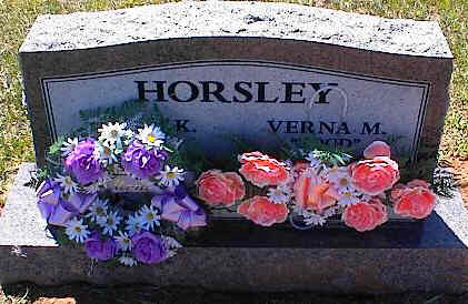 HORSLEY, BRIAN K. - La Plata County, Colorado | BRIAN K. HORSLEY - Colorado Gravestone Photos