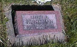 HUNTSMAN, LLOYD R. - La Plata County, Colorado | LLOYD R. HUNTSMAN - Colorado Gravestone Photos