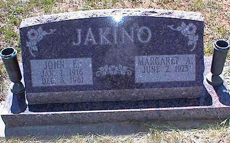 JAKINO, JOHN E. - La Plata County, Colorado | JOHN E. JAKINO - Colorado Gravestone Photos