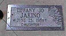 JAKINO, TIFFANY JO - La Plata County, Colorado | TIFFANY JO JAKINO - Colorado Gravestone Photos