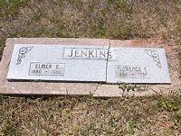 JENKINS, FLORENCE E. - La Plata County, Colorado | FLORENCE E. JENKINS - Colorado Gravestone Photos