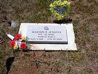 JENKINS, MARION E. - La Plata County, Colorado | MARION E. JENKINS - Colorado Gravestone Photos