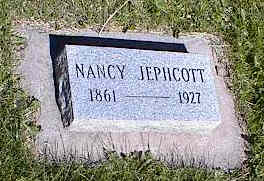 JEPHCOTT, NANCY - La Plata County, Colorado | NANCY JEPHCOTT - Colorado Gravestone Photos