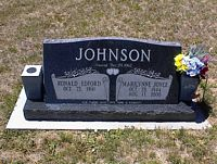JOHNSON, MARILYNNE JOYCE - La Plata County, Colorado   MARILYNNE JOYCE JOHNSON - Colorado Gravestone Photos
