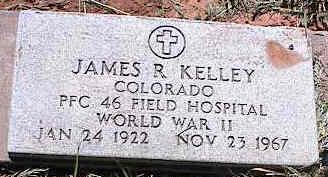 KELLEY, JAMES R. - La Plata County, Colorado   JAMES R. KELLEY - Colorado Gravestone Photos