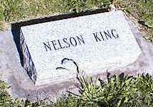 KING, NELSON - La Plata County, Colorado | NELSON KING - Colorado Gravestone Photos