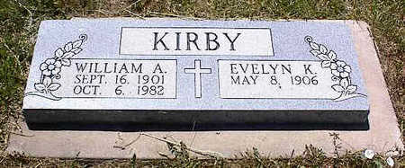 KIRBY, EVELYN K. - La Plata County, Colorado | EVELYN K. KIRBY - Colorado Gravestone Photos