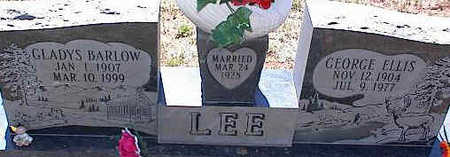 LEE, GLADYS - La Plata County, Colorado | GLADYS LEE - Colorado Gravestone Photos