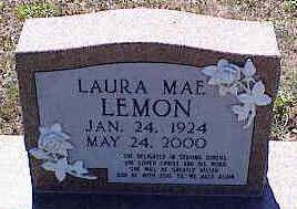 LEMON, LAURA MAE - La Plata County, Colorado | LAURA MAE LEMON - Colorado Gravestone Photos