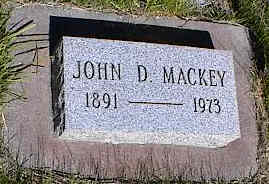 MACKEY, JOHN D. - La Plata County, Colorado | JOHN D. MACKEY - Colorado Gravestone Photos