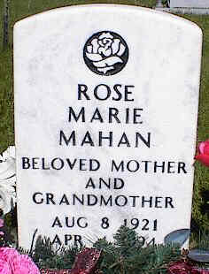 MAHAN, ROSE MARIE - La Plata County, Colorado | ROSE MARIE MAHAN - Colorado Gravestone Photos
