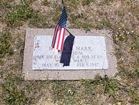 MARR, M(BLANK)E - La Plata County, Colorado | M(BLANK)E MARR - Colorado Gravestone Photos