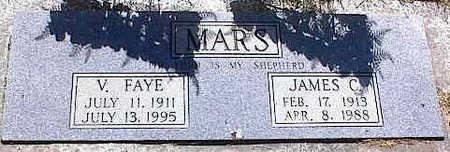 MARS, V. FAYE - La Plata County, Colorado | V. FAYE MARS - Colorado Gravestone Photos