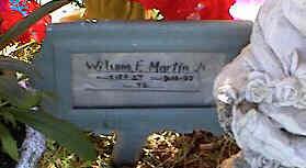MARTIN, WILLIAM F., JR. - La Plata County, Colorado | WILLIAM F., JR. MARTIN - Colorado Gravestone Photos