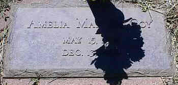 MCCOY, AMELIA MAE - La Plata County, Colorado | AMELIA MAE MCCOY - Colorado Gravestone Photos