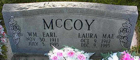 MCCOY, WM EARL - La Plata County, Colorado | WM EARL MCCOY - Colorado Gravestone Photos
