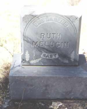 MELUGIN, RUTH - La Plata County, Colorado | RUTH MELUGIN - Colorado Gravestone Photos