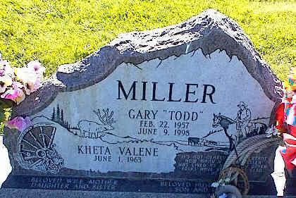 MILLER, KHETA VALENE - La Plata County, Colorado | KHETA VALENE MILLER - Colorado Gravestone Photos