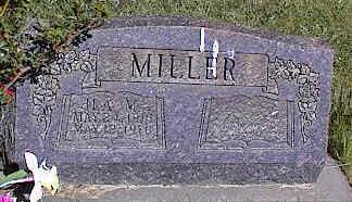 MILLER, ILA M. - La Plata County, Colorado | ILA M. MILLER - Colorado Gravestone Photos