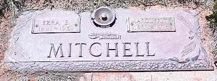 MITCHELL, EZRA E. - La Plata County, Colorado | EZRA E. MITCHELL - Colorado Gravestone Photos
