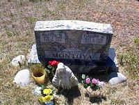 MONTOYA, PAULINE M. - La Plata County, Colorado   PAULINE M. MONTOYA - Colorado Gravestone Photos