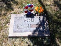 MOORE, CORDA E. - La Plata County, Colorado | CORDA E. MOORE - Colorado Gravestone Photos