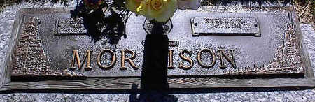 MORRISON, STELLA K. - La Plata County, Colorado | STELLA K. MORRISON - Colorado Gravestone Photos