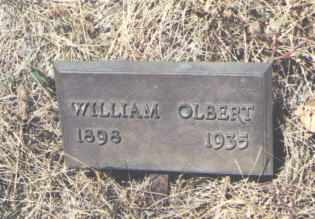OLBERT, WILLIAM - La Plata County, Colorado | WILLIAM OLBERT - Colorado Gravestone Photos