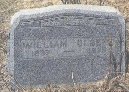 OLBERT, WILLIAM - La Plata County, Colorado | WILLIAM OLBERT - Colorado Gravestone Photos