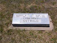 OSTWALD, RUBY LEE - La Plata County, Colorado | RUBY LEE OSTWALD - Colorado Gravestone Photos