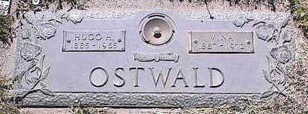 OSTWALD, HUGO H. - La Plata County, Colorado | HUGO H. OSTWALD - Colorado Gravestone Photos