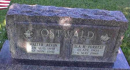 OSTWALD, ILA M. FORREST - La Plata County, Colorado | ILA M. FORREST OSTWALD - Colorado Gravestone Photos